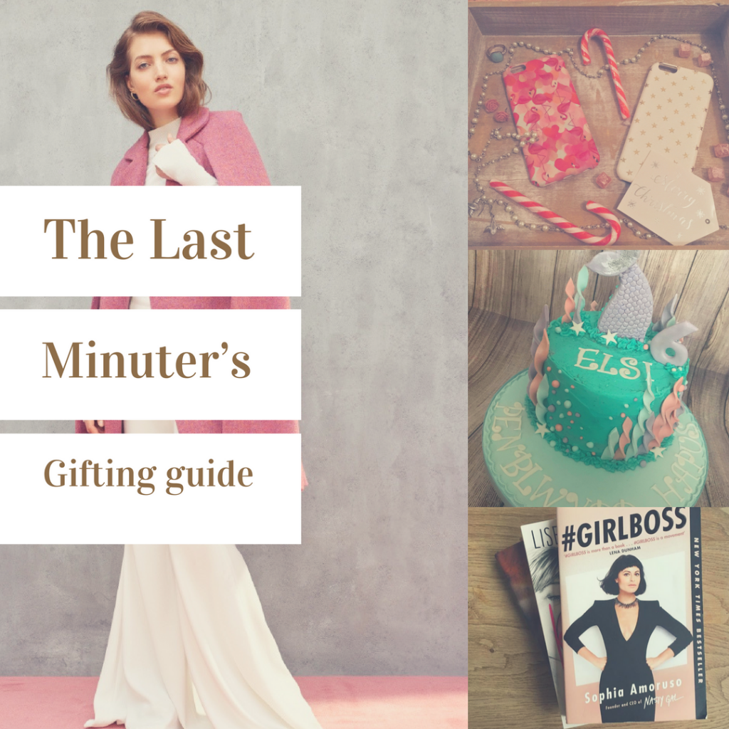 The Last Minuter's Gifting Guide