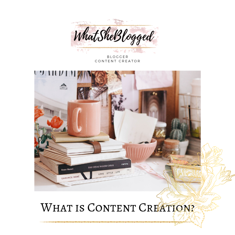 What is Content Creation?