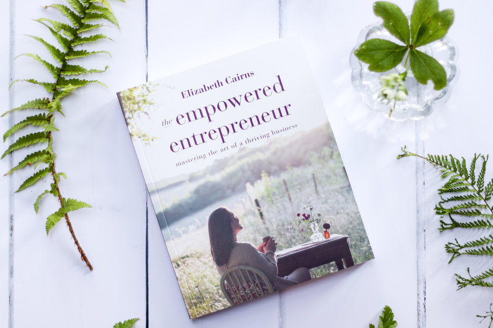 The Empowered Entrepreneur by Elizabeth Cairns