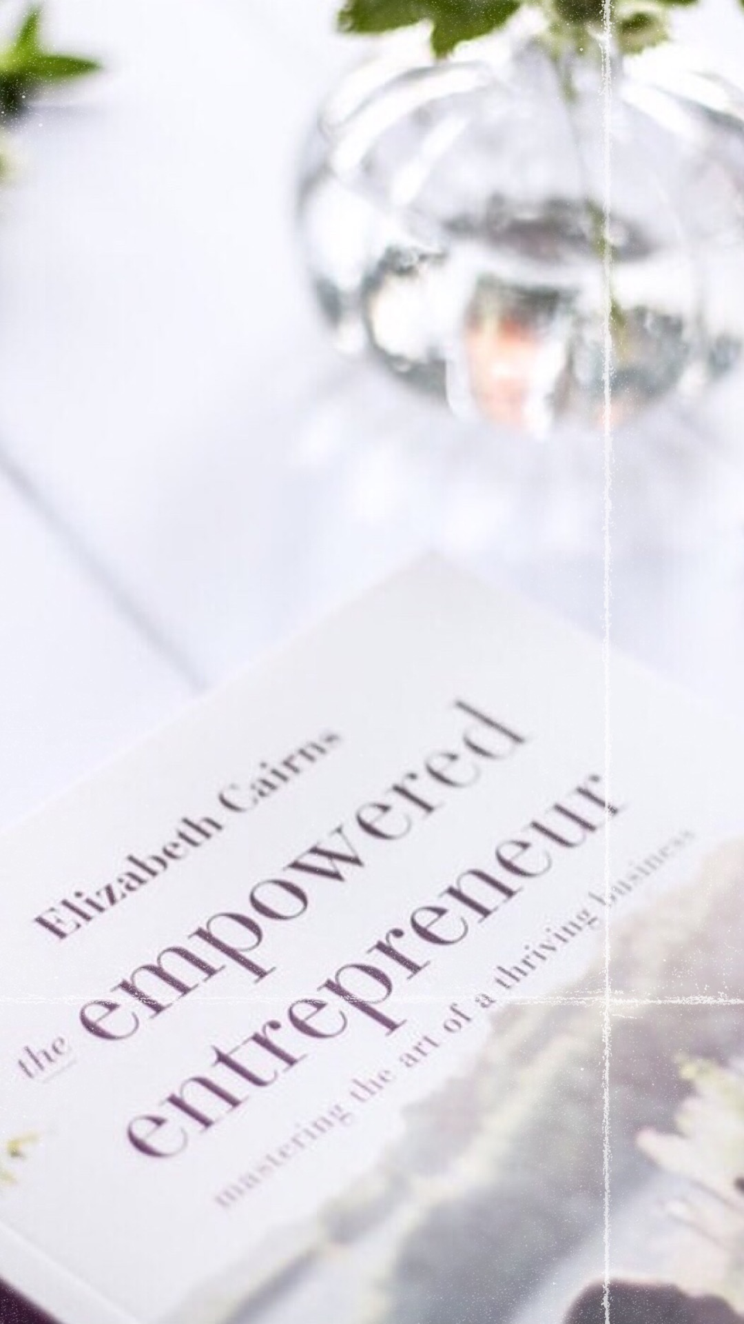 How to Empower Your Career with Elizabeth Cairns   whatsheblogged com