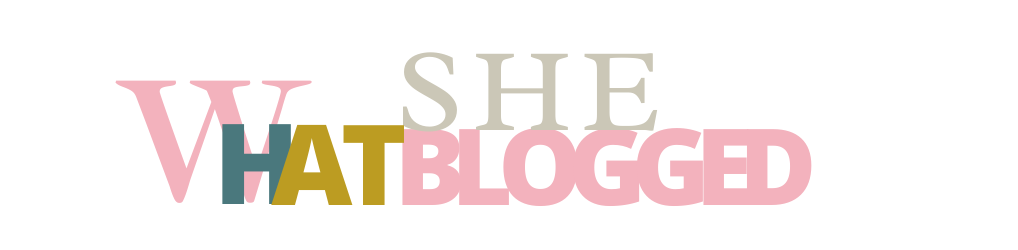 whatsheblogged.com
